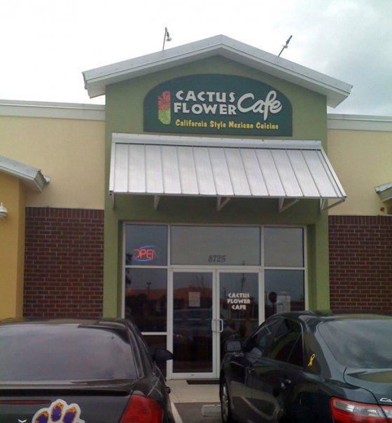 Navarre-Florida-Cactus-Flower-Cafe-Photograph